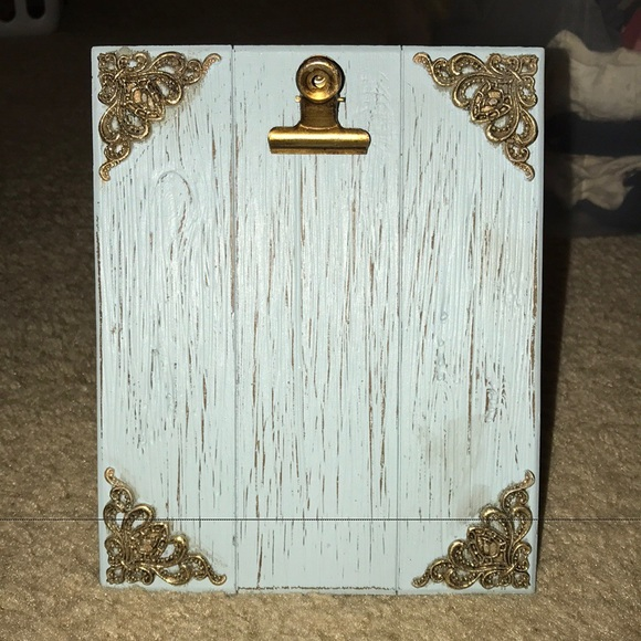 Other | Clipboard With Frame Backing | Poshmark